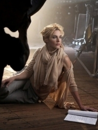 Kate Winslet's First Photos for St. John