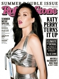 Katy Perry Talks Body Issues and Political Awakening in Rolling Stone