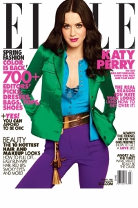 Katy Perry for Elle US March 2011
