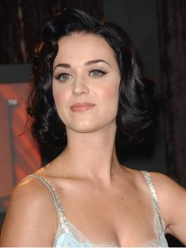 Katy Perry '30s Hollywood Hairstyle