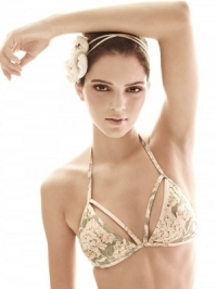 Kendall Jenner for White Sands 2012 Swimwear Collection
