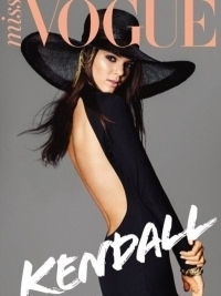 Kendall Jenner Covers Miss Vogue Australia