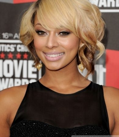 Keri Hilson Hairstyle at 2011 Critics' Choice Awards