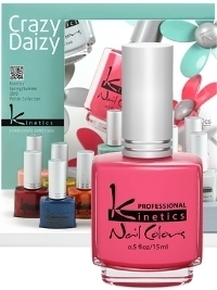 Kinetics Crazy Daizy Spring 2013 Nail Polishes