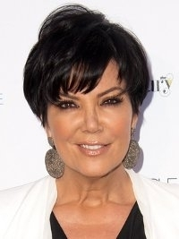 Kris Jenner Haircuts – Great Short Hair for Women over 50