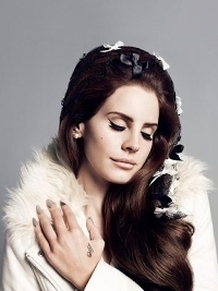 Lana del Rey for H&M Fall 2012 Campaign
