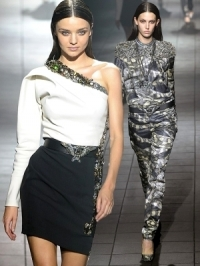 Lanvin Spring 2012 – Paris Fashion Week