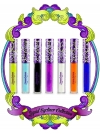 Lime Crime Color Liquid Eyeliner Collection
