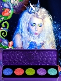 Lime Crime Aquataenia Mermaid Makeup Palette