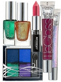 Project Runway x L'Oreal Fall 2012 Makeup Collection