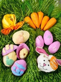 LUSH Easter 2012 Bath Time Collection