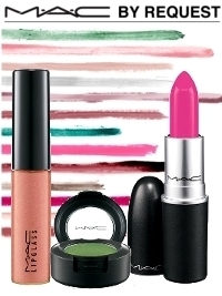 MAC By Request Fall 2012 Collection