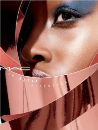 MAC In Extra Dimension Makeup Collection