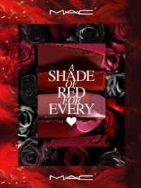 MAC Valentine's Day 2012 Makeup | A Shade of Red for Every Heart