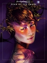 MAC Year of the Snake Spring 2013 Collection