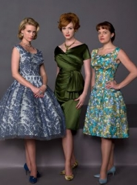 60s Mad Men Style Outfit Ideas