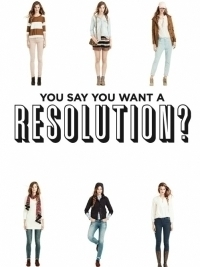 Madewell Looks We Love 2012 | You Say You Want A Resolution?