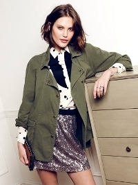 Madewell Party-Perfect Looks December 2012