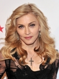 Madonna Flashes Breast in Istanbul Concert