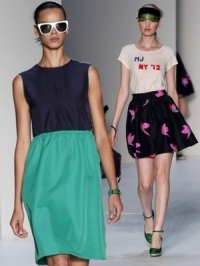 Marc by Marc Jacobs Spring 2012 – New York Fashion Week