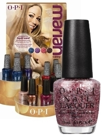 Mariah Carey for OPI Nail Polish Collection