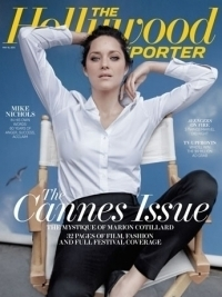 Marion Cotillard Talks 'Dark Knight Rises' and Motherhood with The Hollywood Reporter