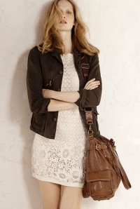 Massimo Dutti Spring 2011 Lookbook