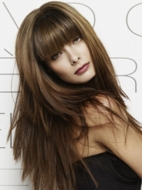Beautiful Long Layered Hairstyles