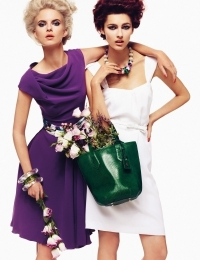 MaxMara Studio Spring 2011 Lookbook
