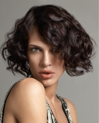 Chic Full Curls Hair Styles for Fall