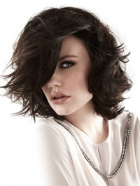 Lovely Medium Haircut Ideas for 2012