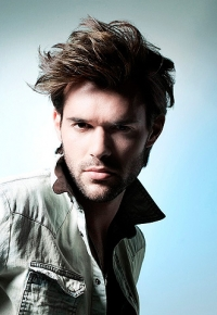Messy Mens Hair Styles for Fall