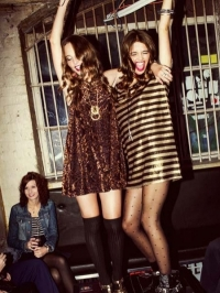 MINKPINK x Urban Outfitters Holiday 2012 Collection