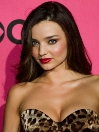 Miranda Kerr Named Mango's New Face