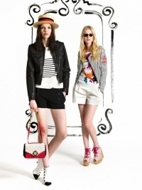 Moschino Cheap and Chic Resort 2013 Collection