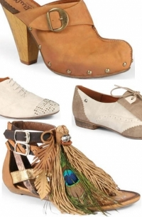 Mustang Spring/Summer 2011 Shoe Collection