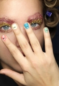 Happy Spring Nail Art Ideas