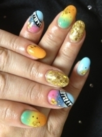 Hot Nail Art Ideas to Try This Summer