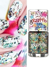 Nails Inc Special Effects Graffiti Nail Polishes