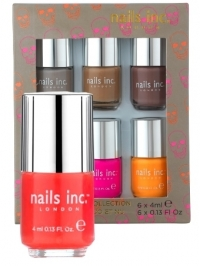 Nails Inc. Neon & Nude Collection S/S 2012