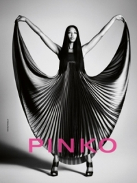 Naomi Campbell for PINKO Spring/Summer 2012 Campaign