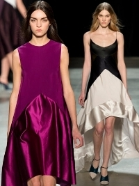 Narciso Rodriguez Fall 2013 Collection New York Fashion Week