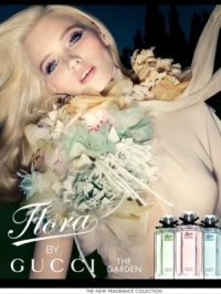 New Flora by Gucci 'The Garden' Fragrance Collection