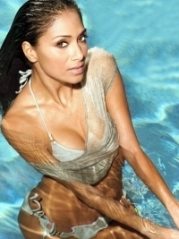 Nicole Scherzinger Swimsuit Hottie in Maxim Australia June 2012