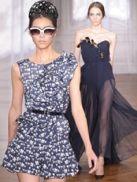 Nina Ricci Spring 2012 – Paris Fashion Week