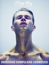 OCC Pretty Boy Makeup Collection for Fall/Winter 2011