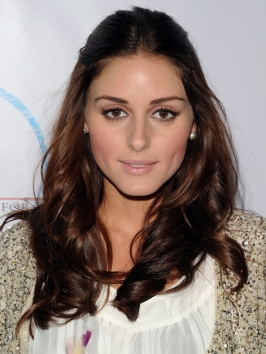 Pictures Olivia Palermo Hairstyles Olivia Palermo Glossy Brunette Hair Color