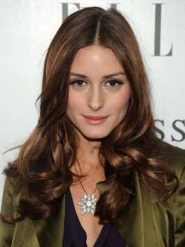 Pictures Olivia Palermo Hairstyles Olivia Palermo Brown Curly Hairstyle