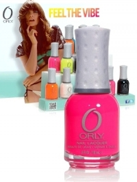 Orly Feel The Vibe Summer 2012 Nail Polish Collection