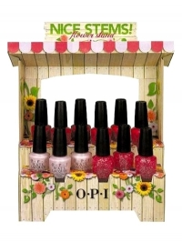 OPI Summer 2011 Nice Stems! Nail Polish Collection